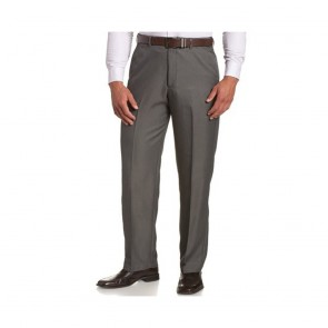 Haggar Cool 18 Flat Front Pant- Extended Size