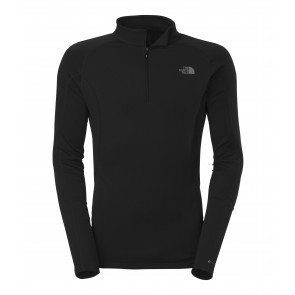 The North Face Men's Expedition Long Sleeve Zip Neck