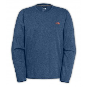 The North Face Men's Long Sleeve Reaxion Amp Tee