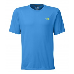 The North Face Men's Short Sleeve Reaxion Amp Crew